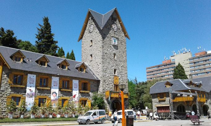 Marktplatz Bariloche
