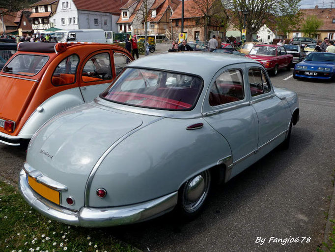 PANHARD Dyna Z 1956