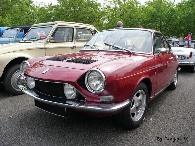 Simca 1200S