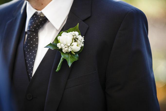 Bräutigam-freie Trauung