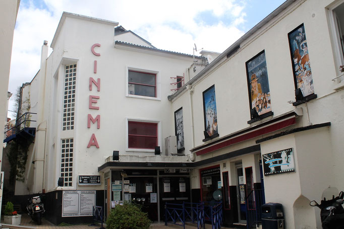 Le cinéma Vox, à Rambouillet
