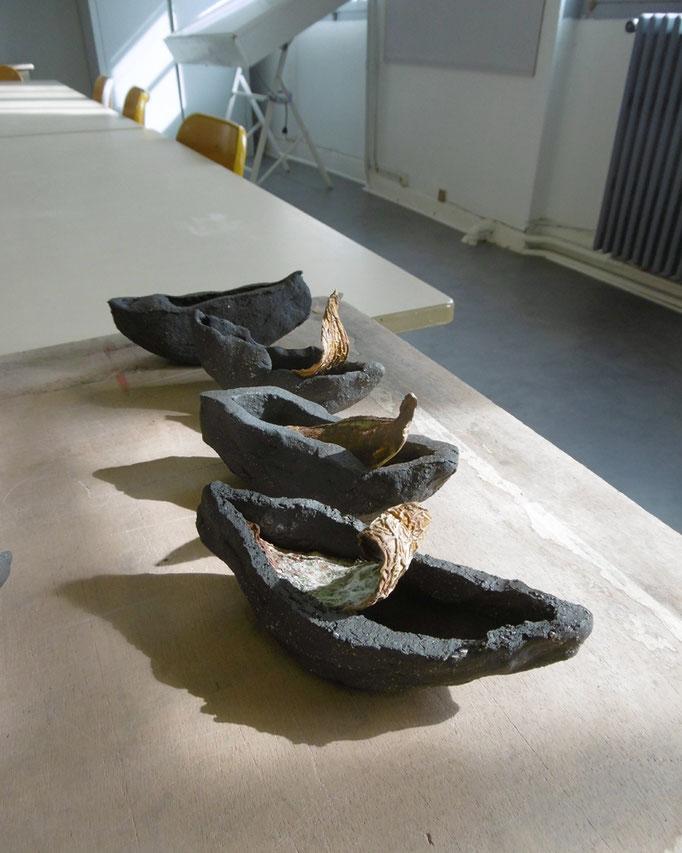 JC FAREY Résidence à l'école d'art de Douai 2017 /2018