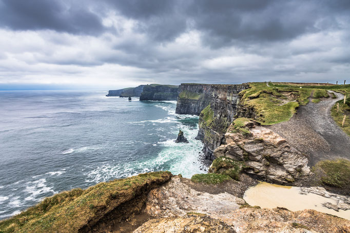Clives of Moher Irland