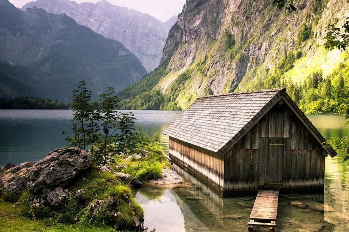 Berchtesgarden - Obersee