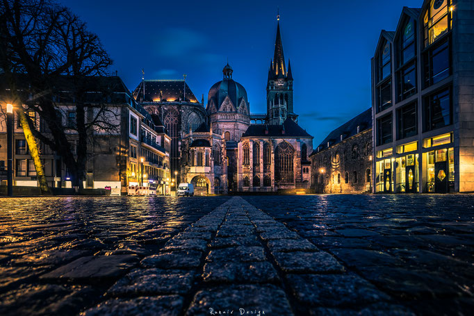 Unser Aachener Dom