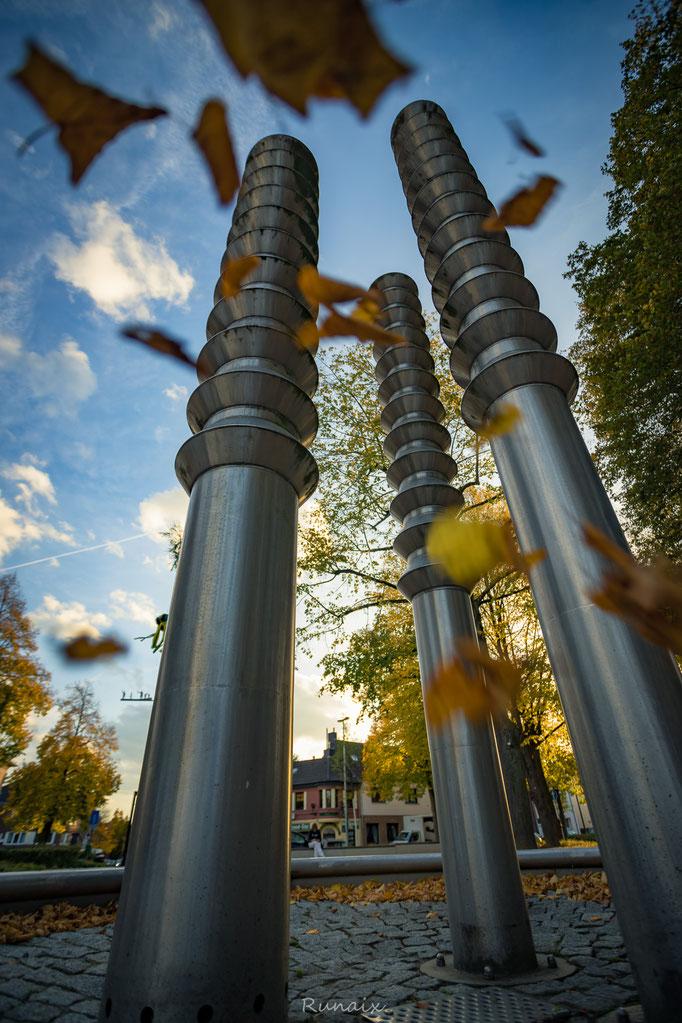 W90 - Herbst am Lindenplatz