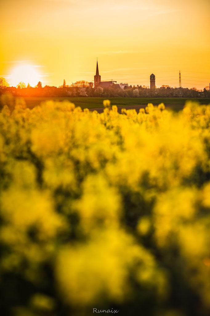 W98 - Sonnenuntergang Bberg