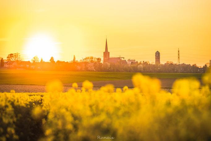 W97 - Sonnenuntergang Bberg