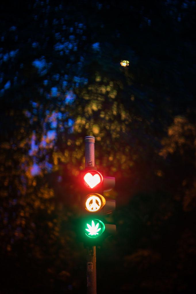 Das KLeben in Aachen schnell erklärt. Love Peace and Harmony