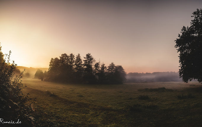 Herbstmorgen im Wurmtal