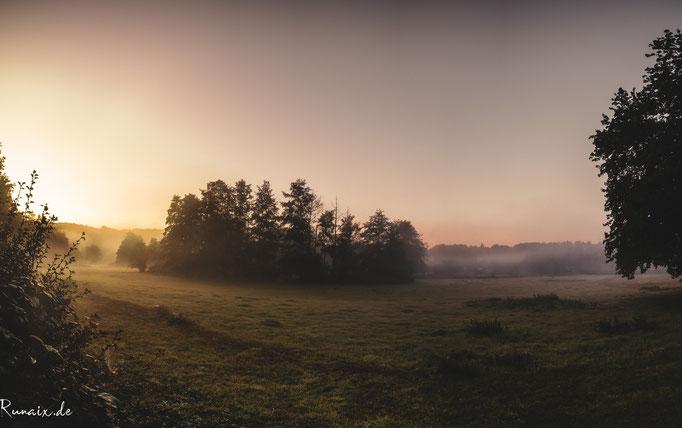 W83 - Herbstmorgen im Wurmtal