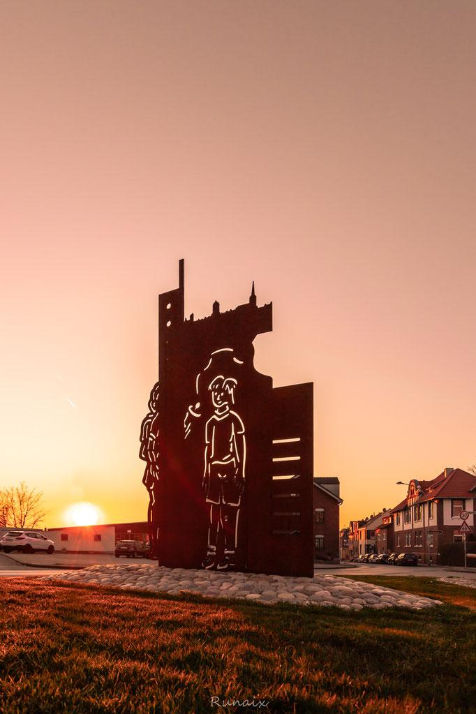 W95- Stadt der Kinder Denkmal
