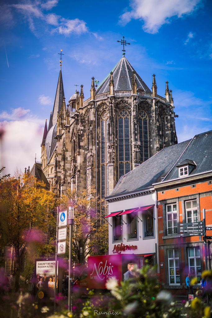 #104 Aachen im Herbst