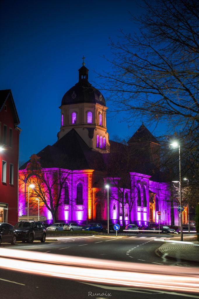W131 - Beleuchter Dom St.Sebastian
