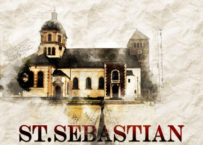 W16 - Kirche St.Sebastian