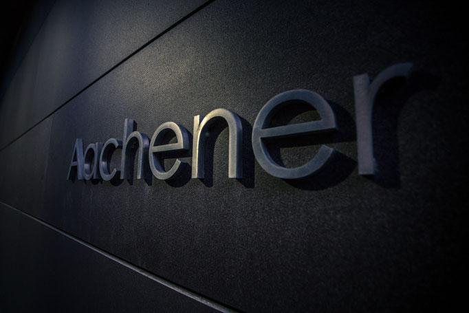 """Aachener Domsingschule. """"Selfiewand"""""""