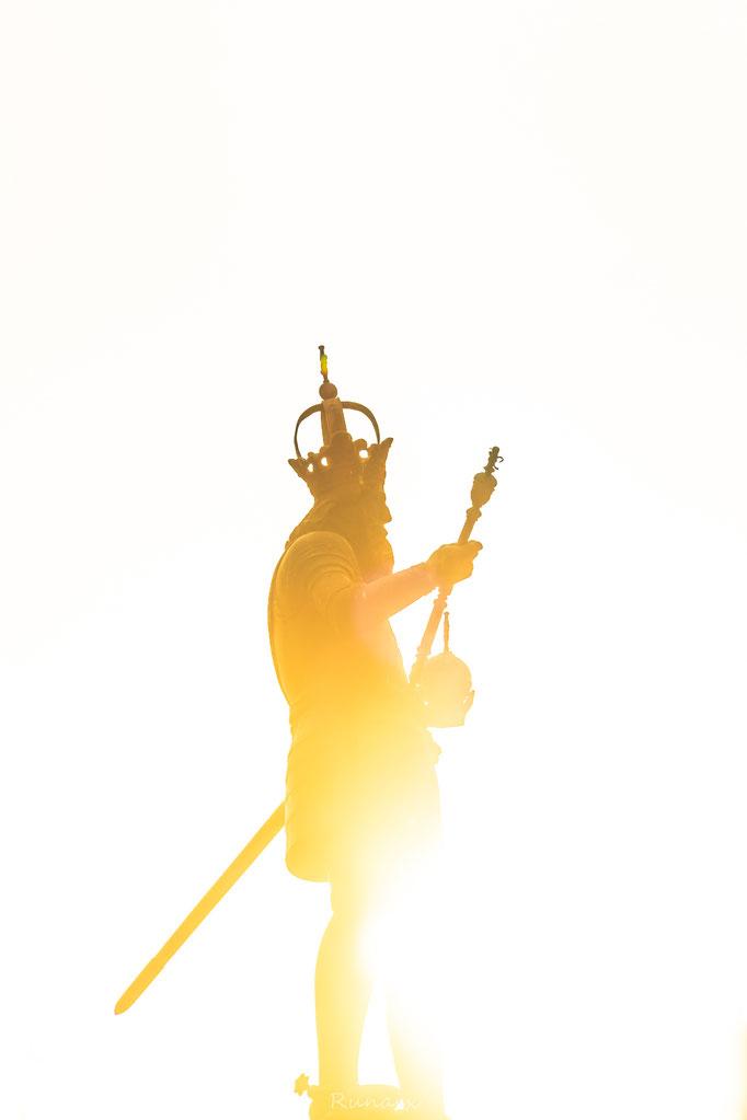 #133 Karl im Sonnenlicht