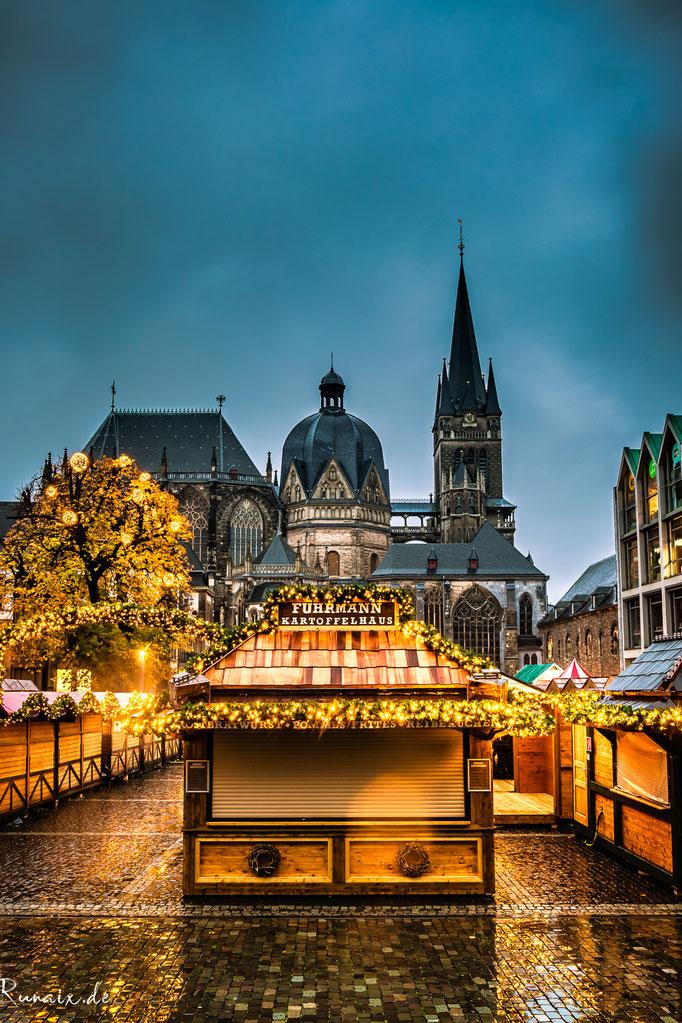 #114 Weihnachtsmarkt Aachen