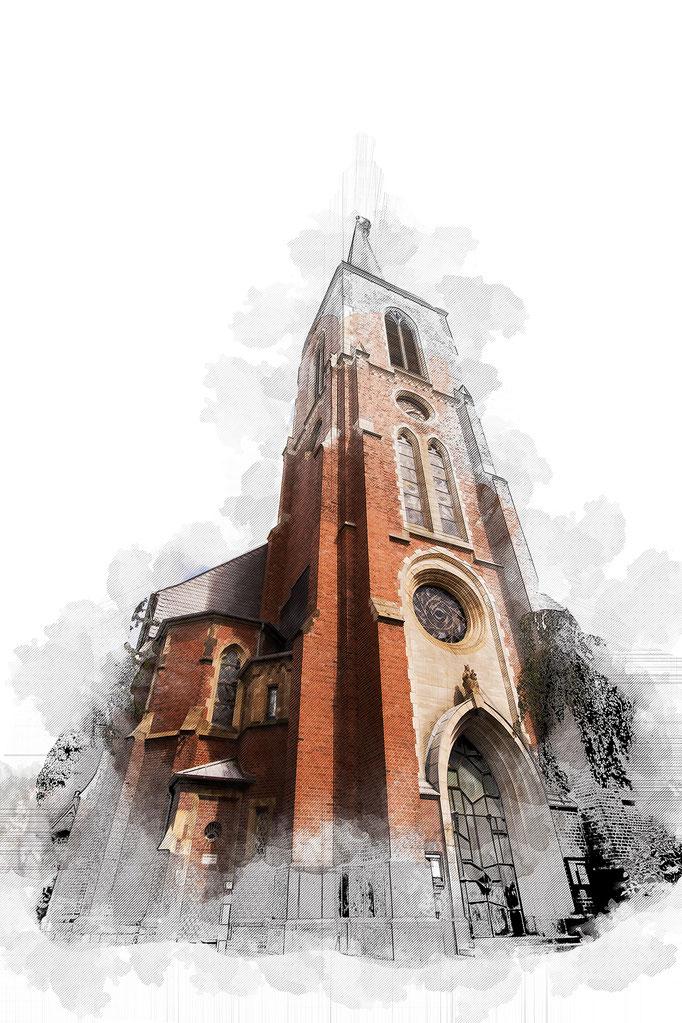 W13 - Kirche St.Peter und Paul