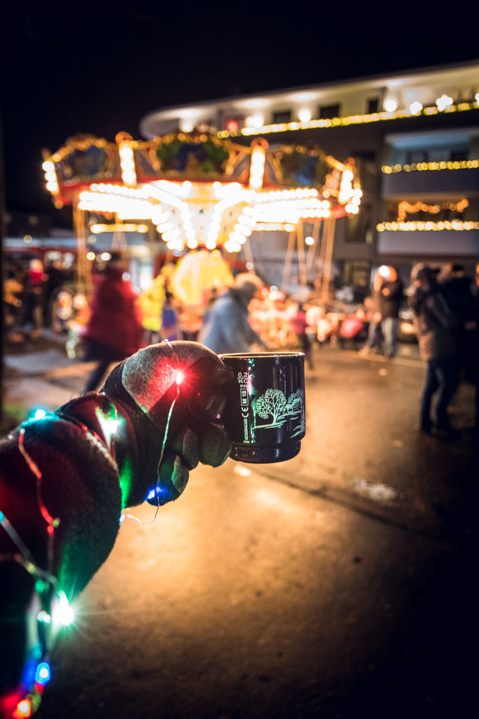 W58 - Weihnachtsmarkt Glühwein