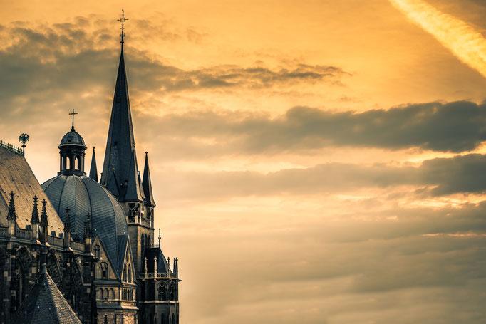 Der Aachener Dom. Lieblingsausschnitt