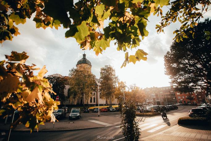 Herbst in der Stadt