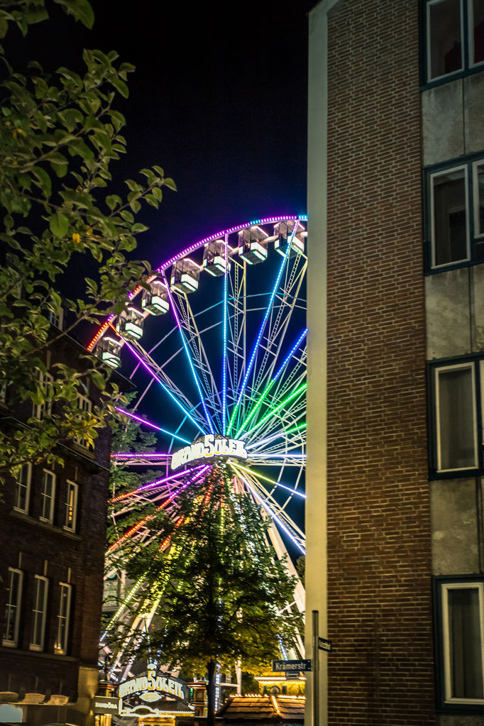 #65 Riesenrad auf dem Katchhof während des Septemberspecials