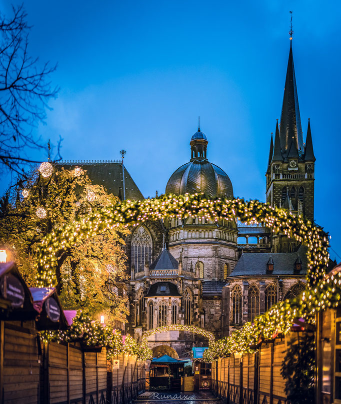#109 Weihnachtsmarkt Aachen