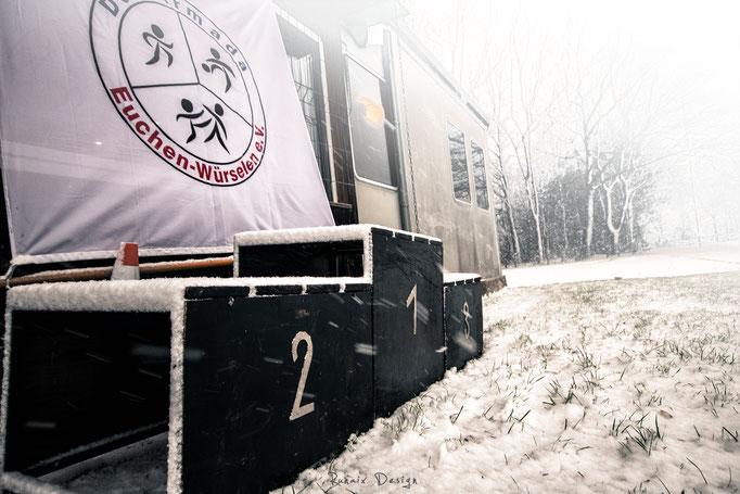 Wurmtal im Schnee 2017 (Trainingsplatz DJK Armada) Adventslauf