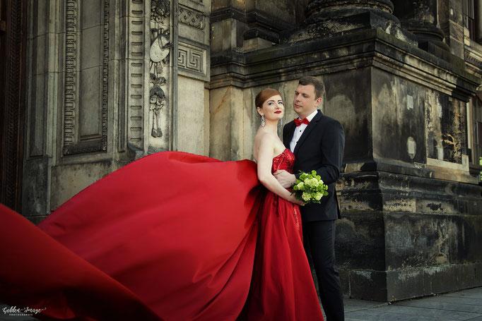 Hochzeits Art Fotoshooting