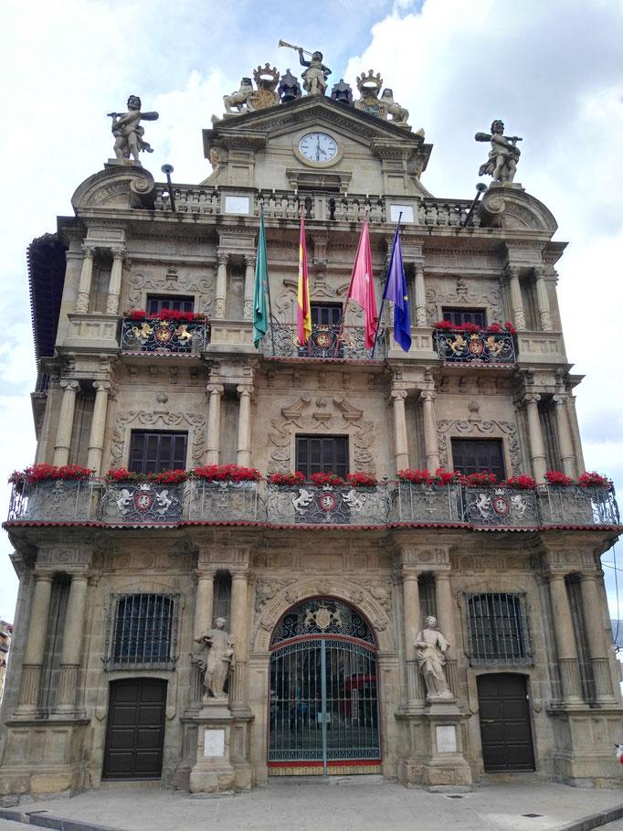 Iruña - Pamplona.