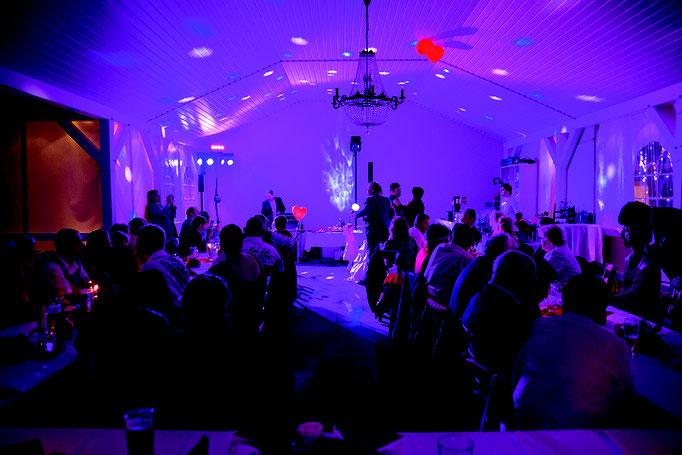 Thüringens Hochzeitspavillon im Gasthaus Zum Wiesengrund