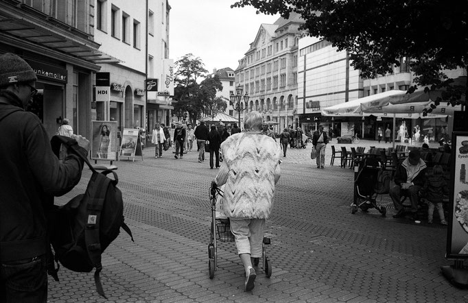 """STYLE"" - Nuremberg streets - captured with the beatiful Leica M6"
