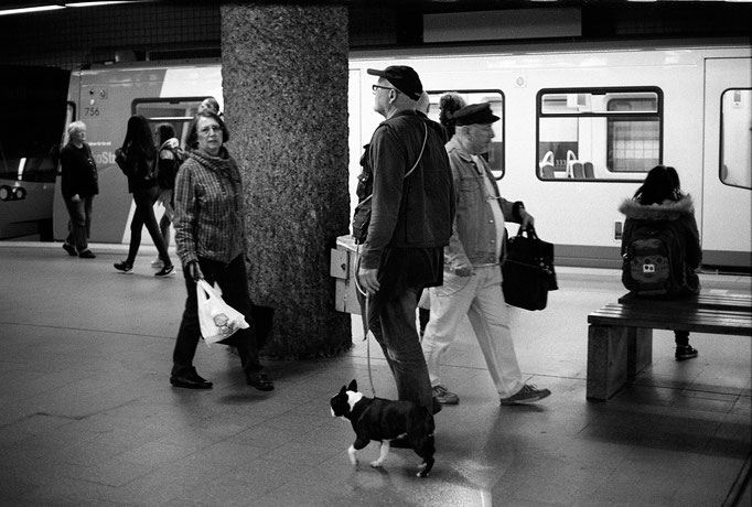 Nuremberg Subway Station