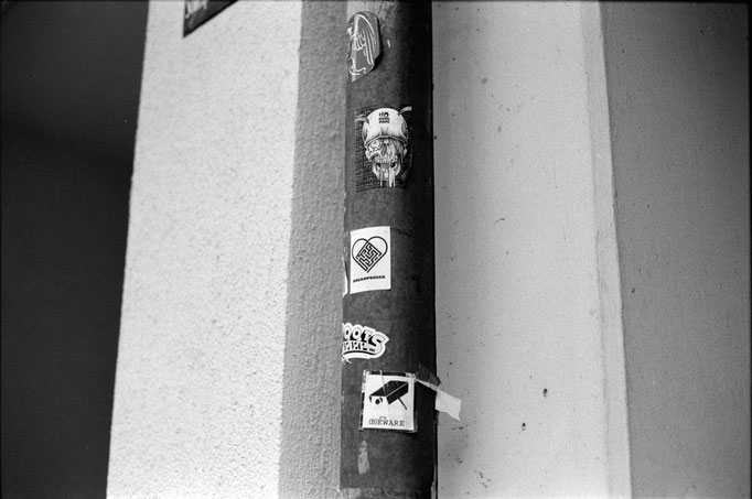 Munich stickers