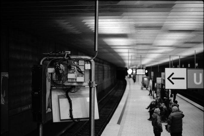 """Trust me, I'm an engineer"" - Munich Subway"
