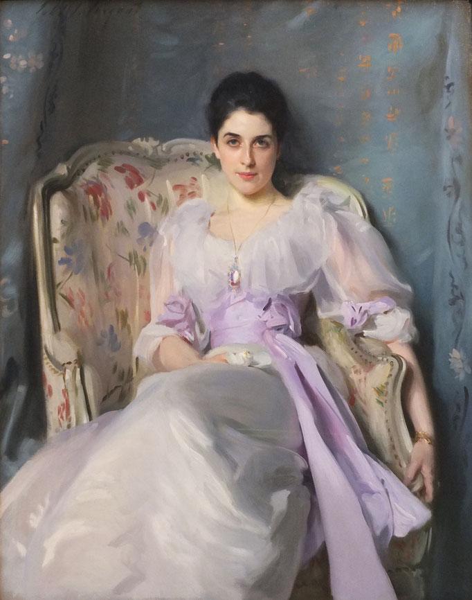 John Singer Sargent: Lady Agnew