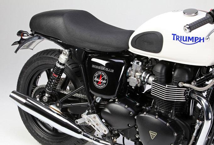 Triumph Bonneville LSL TRIDAYS Edition