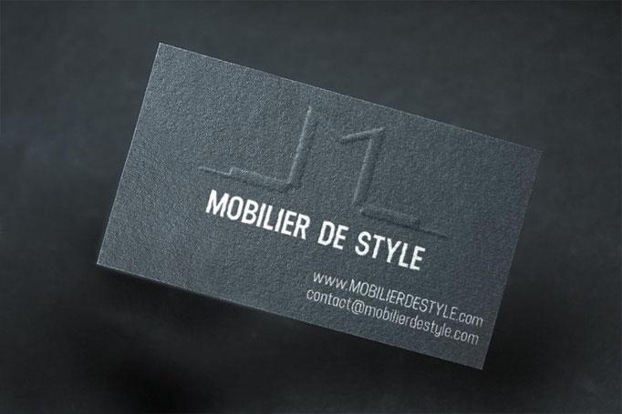 Contact carte Mobilier De Style