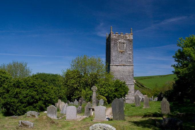 Alter englischer Friedhof