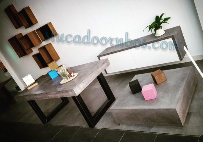 complete beal mortex meubel set
