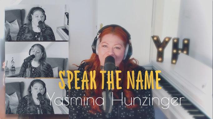 SPEAK THE NAME