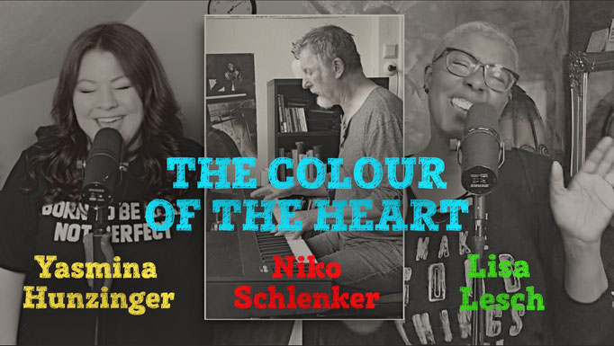 THE COLOURS OF THE HEART