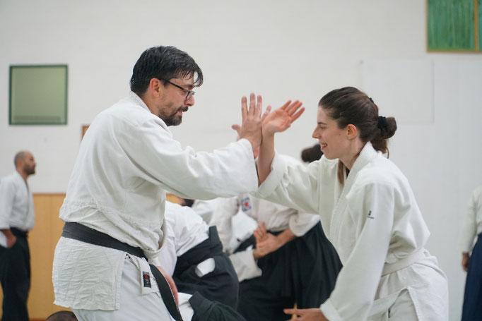 Taijutsu: Gain Luca Guerra e Silvia D'Arrigo