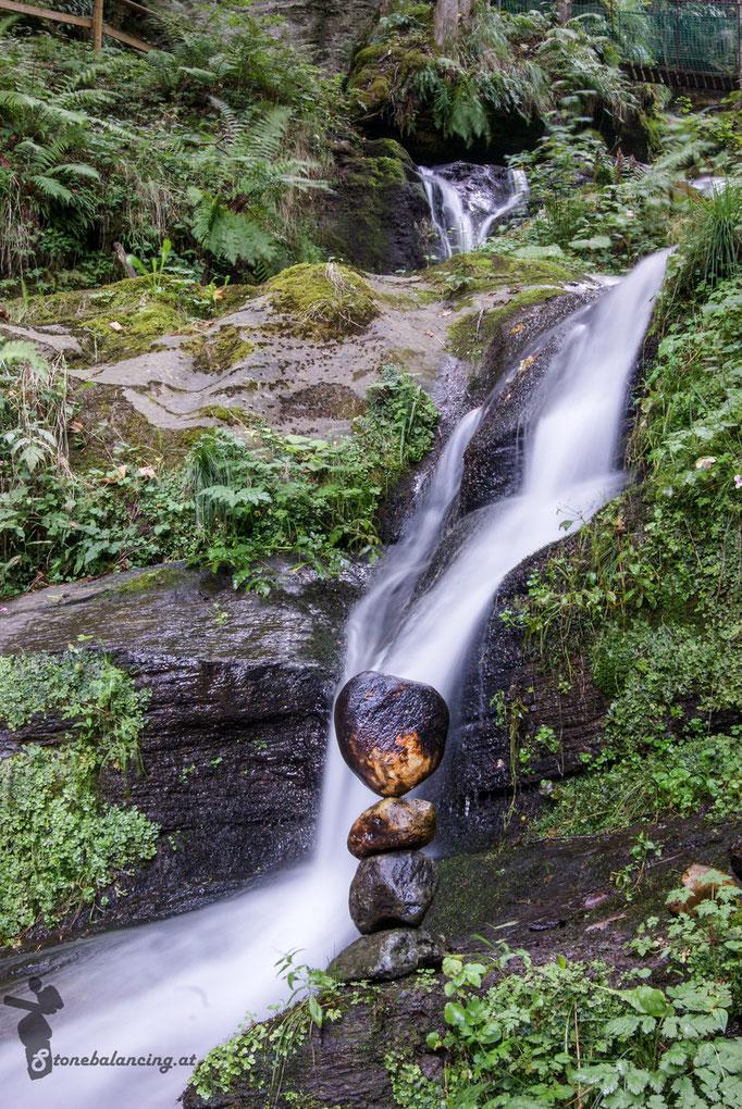 Wasserwanderweg, Liebenfels