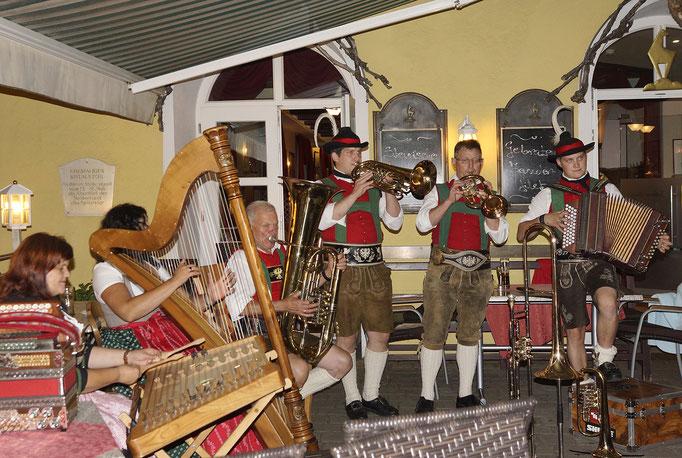Die Wirtshausmusikanten ... Inntaler Musik vom Feinsten!