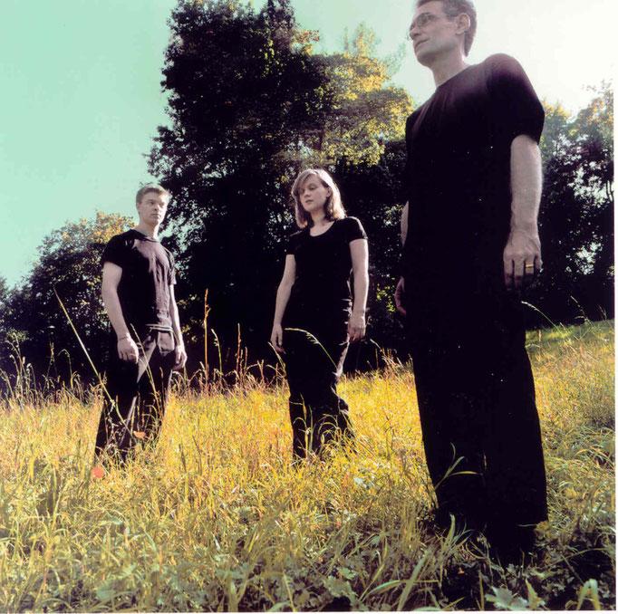 Nadja Stoller Trio: Colin Vallon, Nadja Stoller, Thomas Dürst