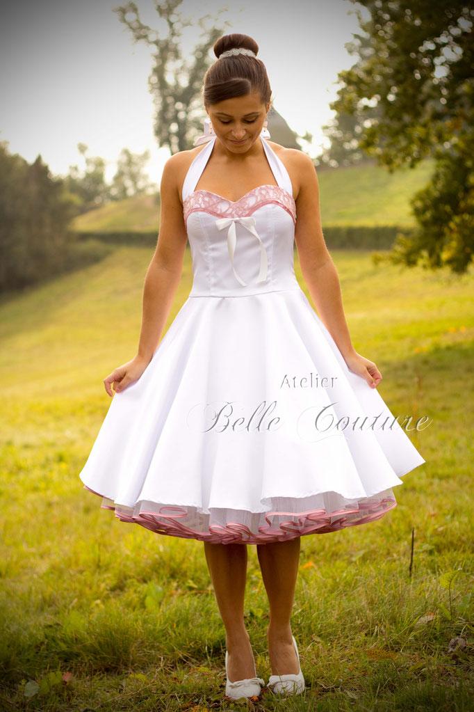 Petticoatbrautkleid Aurélie