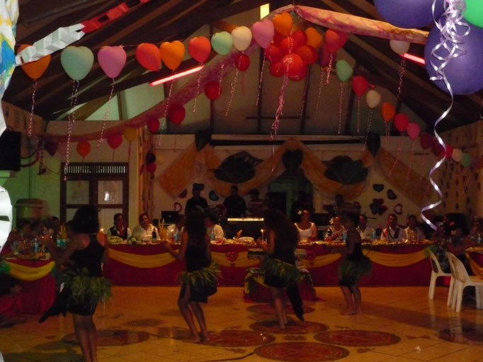 Las danzas en la boda