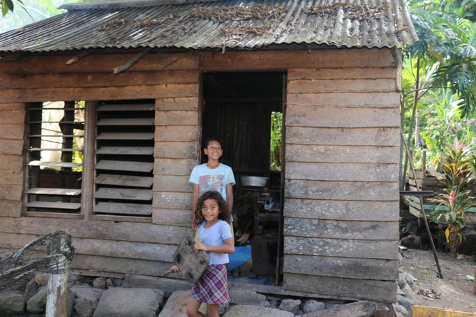 Vanua Balavu, Daleconi